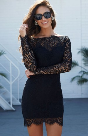 black-lace-long-sleeve-dress-n1