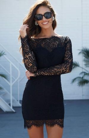black-lace-long-sleeve-dress-n1