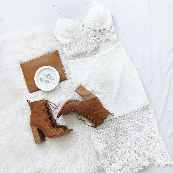 lace-set