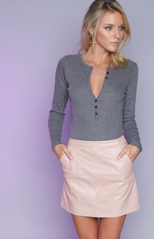 pink-pu-skirt-1
