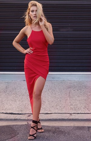 red-laceup-dress-3