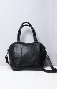 black-status-bag