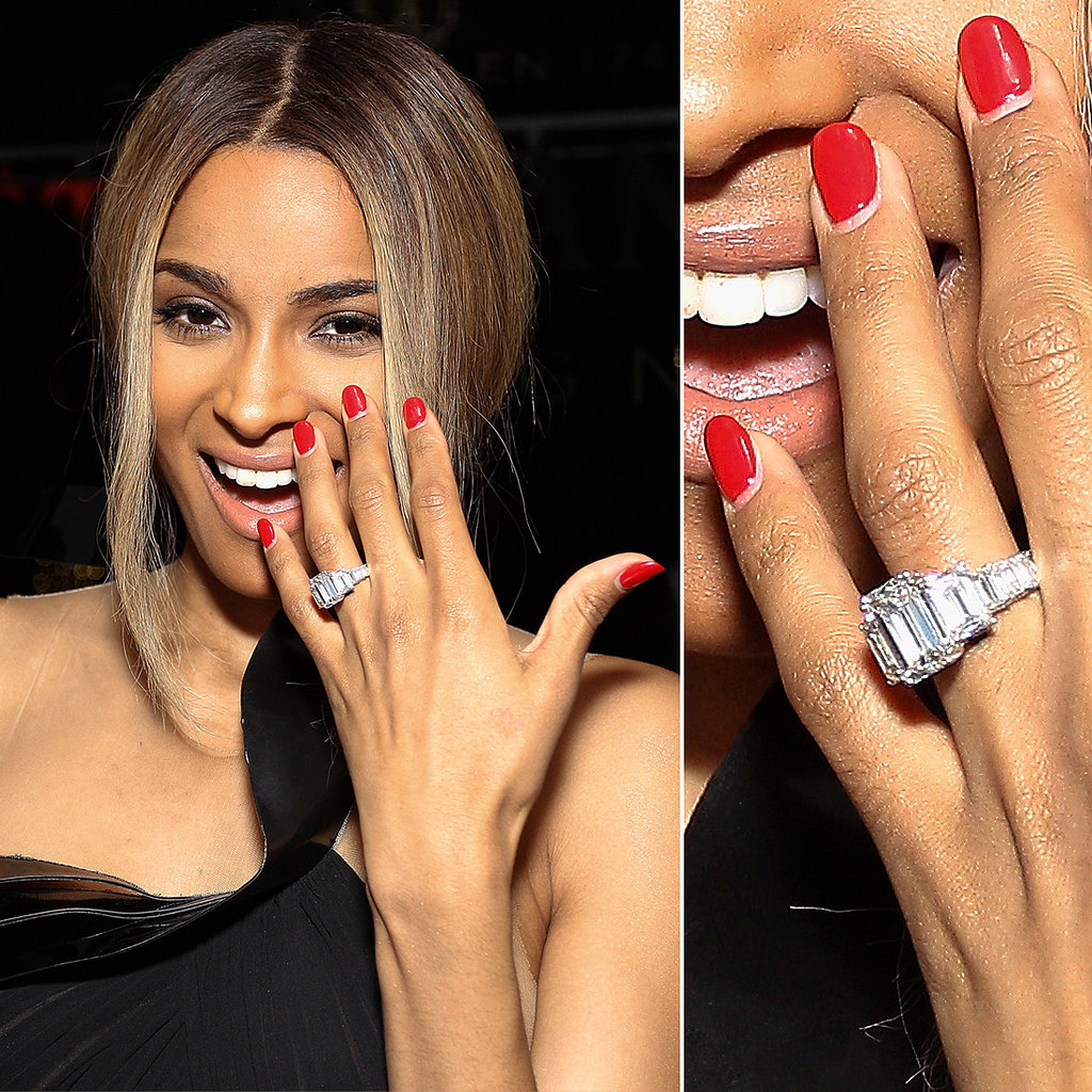 Celebrity Wedding And Engagement Rings: The Blingiest Celeb Engagement Rings