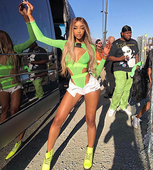 EDC Festival Outfits 2019